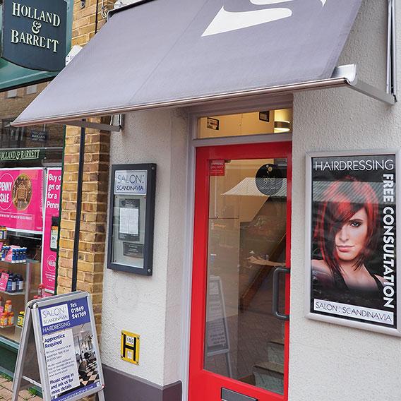 Hairdressers in Bicester, Oxfordshire | Salon Scandinavia